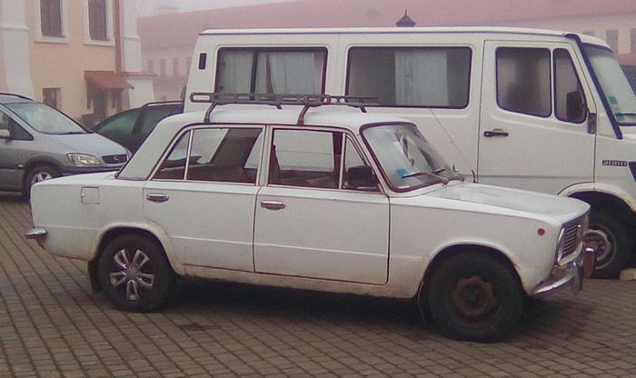 «Дедушкин вариант» Длиннопост, Копейка, Советский автопром, Авто