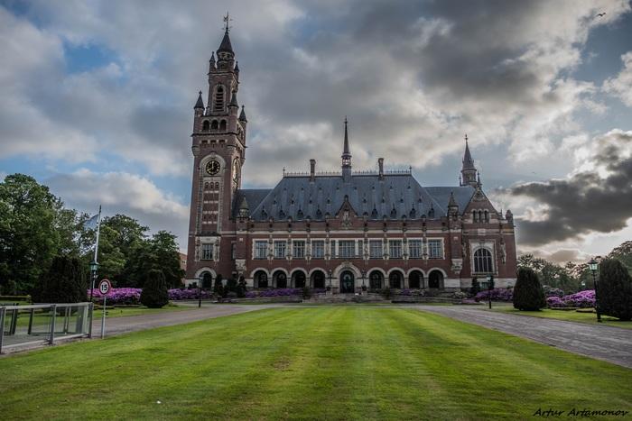 Дворец Мира. Гаага Фотография, Голландия, Гаага, Дворец Мира, Путешествия, Замок, Длиннопост