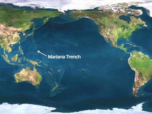 Подсчитано количество утекаемой через Марианскую впадину воды Рамблер, Марианская впадина, Океан, Исследование, Вода