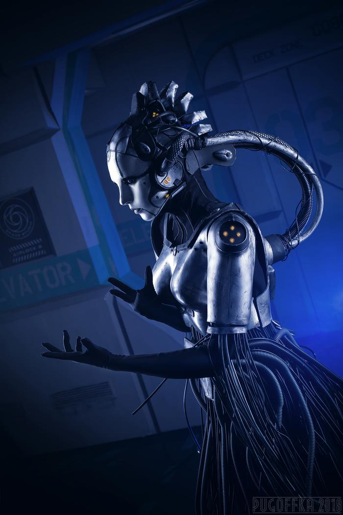 StarCraft II Cosplay (Adjutant) Starcraft 2, Starcraft, Косплей, Comic Con Ukraine, Pugoffka-Sama, Adjutant, Blizzard, Cosplay Blizzard, Длиннопост