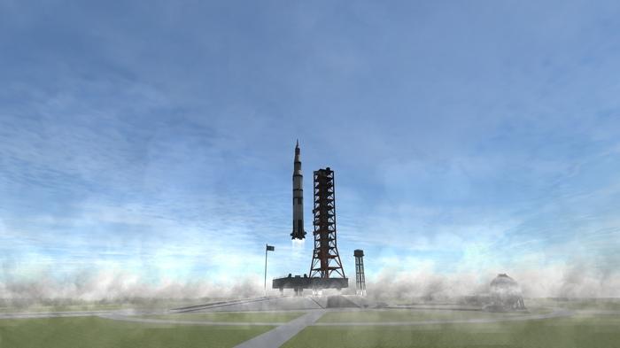 Третьи на Муне, или история возвращения на спутник Кербина Kerbal Space Program, Космос, Игры, Длиннопост