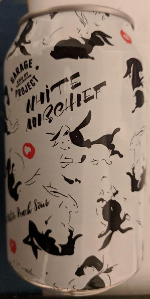 [Фото]отчет: Непристойное Новозеландское пиво «Белая шалость» (white mischief) Пиво, Непристойщина, Кролик, Отчет, Новая зеландия, Длиннопост