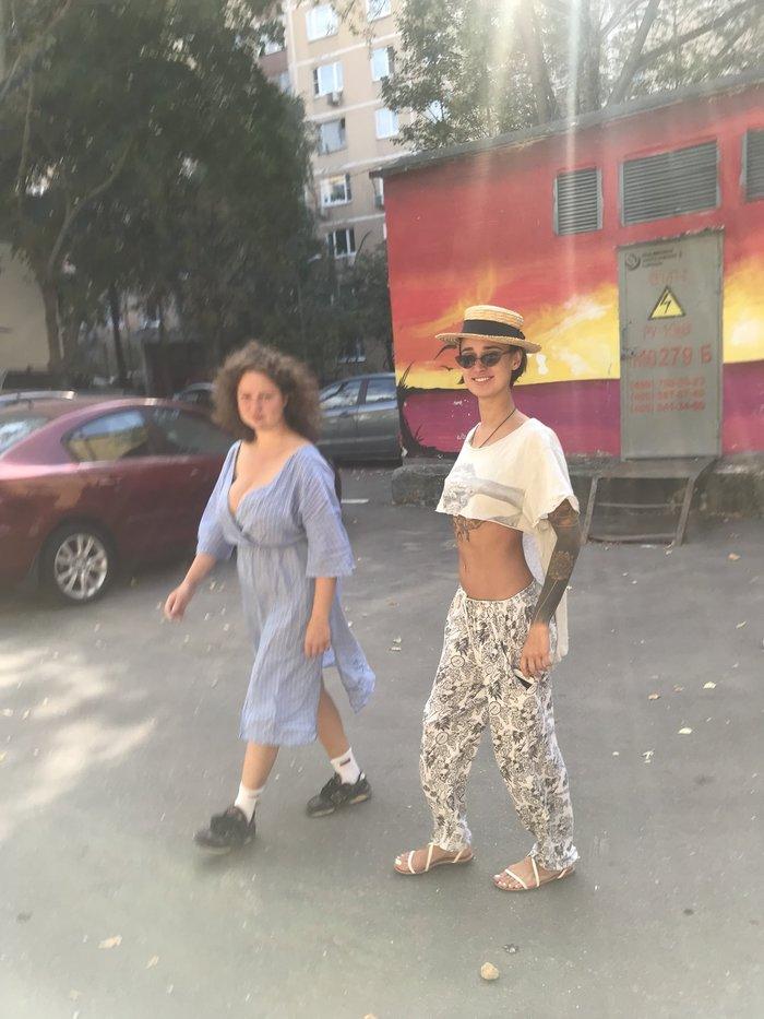 Нина Хрущева и Жаклин Кеннеди, Москва, 2018 г.