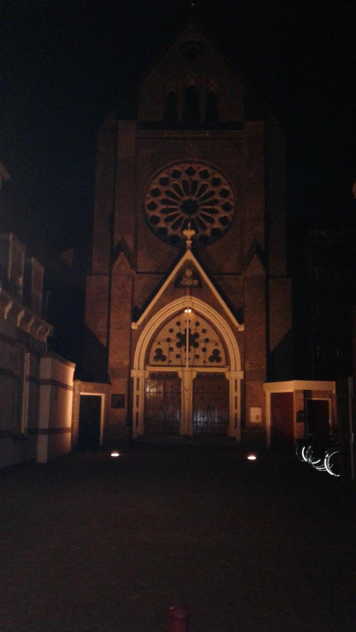 Вечер в Алкмаре. Нидерланды. Путешествия, Голландия, Средневековье, Впечатления, Длиннопост