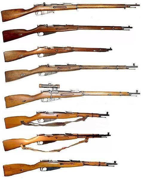 ОЦ-48 Второе рождение винтовки Мосина. Винтовка, Оружейная лига, Модификации, Винтовка Мосина, Оц-48, Длиннопост