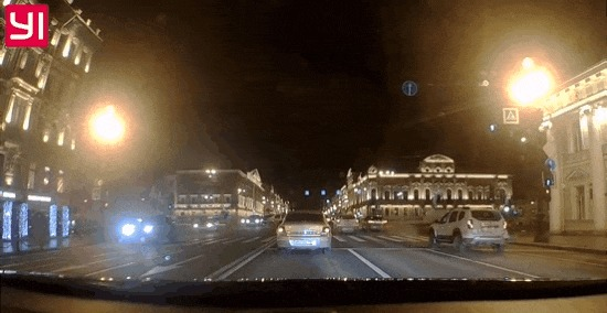 Кто-то попал #8 ДТП, Санкт-Петербург, Каршеринг, Встречка, ДПС, Гифка, Видео