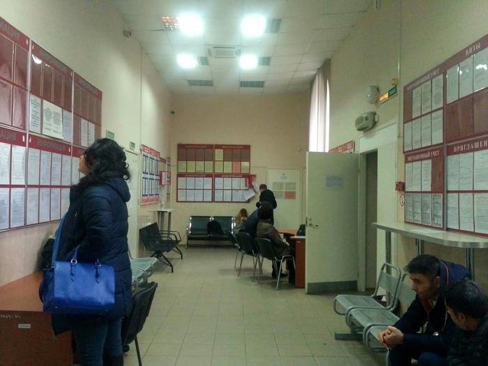 Миграционный учет по русски. Почувствуй себя ничтожеством. Миграционный учет, Замкнутый Круг, Длиннопост