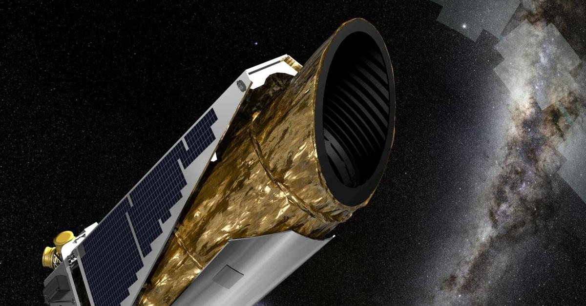 kepler spacecraft telescope - 1200×628