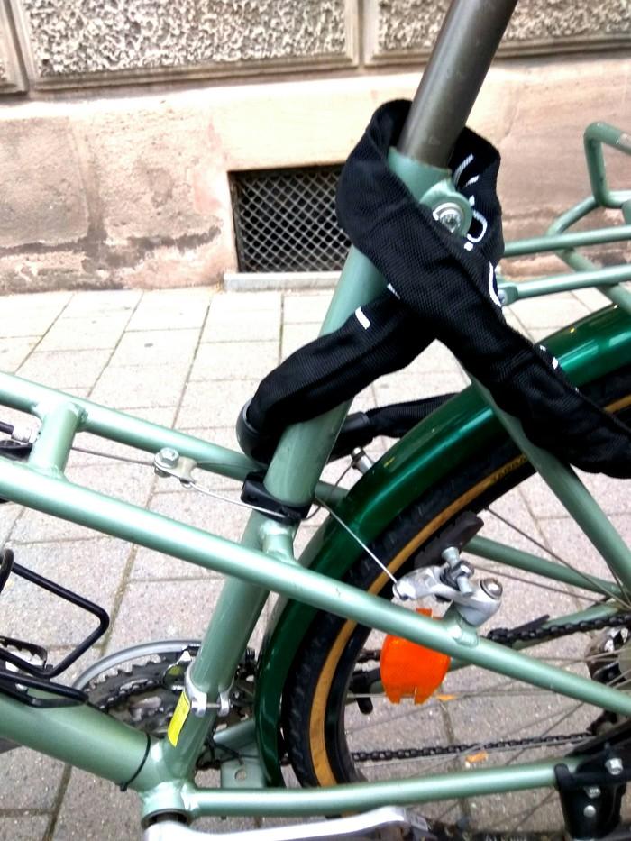 Забавное из Эрлангена Велосипед, Винтаж, Техника, Тормоз, Кантилеверы, Необычное