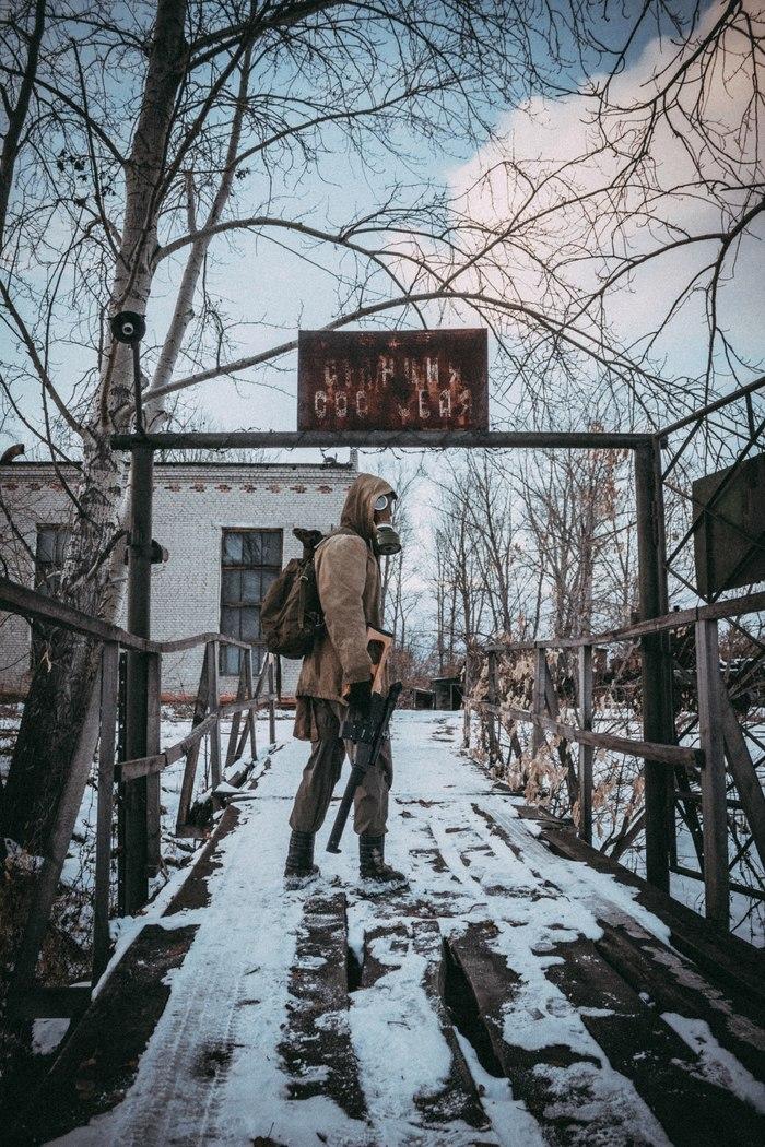 Станция Сосновая Canon 600D, 18-55 kit, Сталкер, Курсовая, Начинающий фотограф