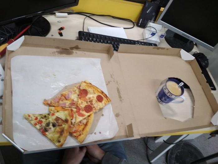 Как правильно есть пиццу )) Пицца, Еда