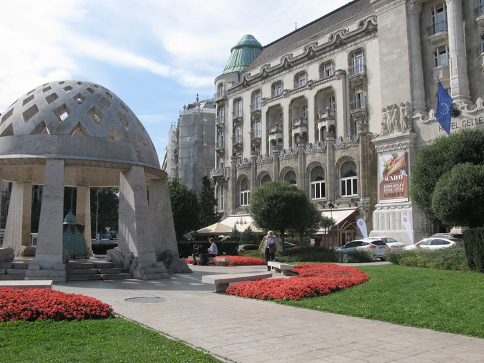 Купальни Геллерт .Будапешт. Венгрия, Будапешт, Купание, Длиннопост