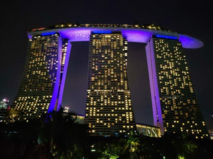 Сингапур - город который не перестает удивлять. Сингапур, Путешествия, Азия, Видео, Длиннопост