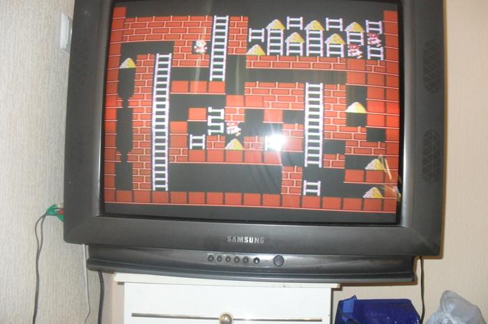 Lode Runner (Золотоискатели) Собственные произведение уровней на Денди Игры, Логика, Dendy, Золотоискатели, Lode Runner, Редактор, Творчество, Игра детства, Длиннопост