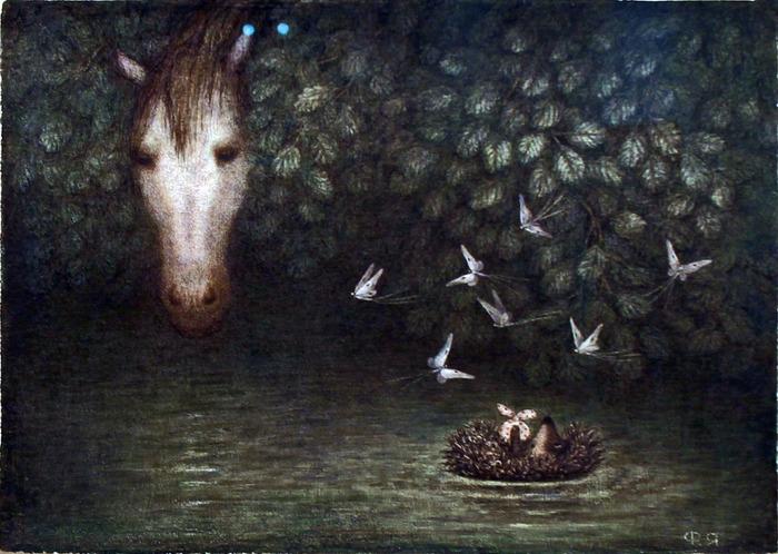Почему Ёжик не утонул (по сказке «Ёжик в тумане») Ежик в тумане, Размышления, Длиннопост