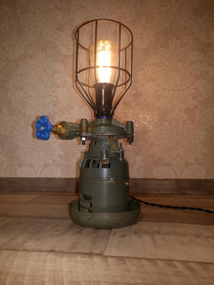 Светильник своими руками Хендмейд светильник, Рукоделие с процессом, Своими руками, Лофт светильник, Длиннопост, Handmade, Светильник