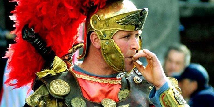 В Риме запретили центурионов Италия, Рим, Туризм
