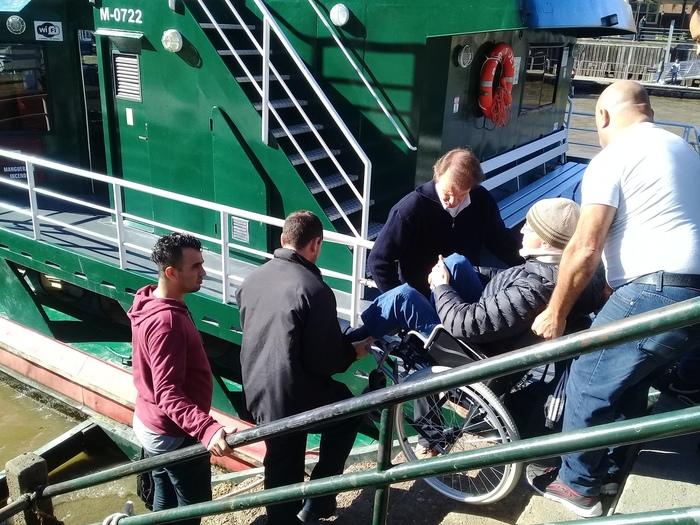 Смирительная коляска Аргентина, Инвалид, Онкология, Христианство, Вера, Длиннопост
