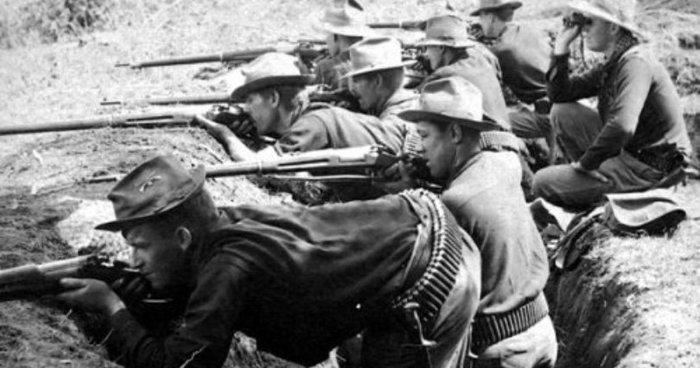 Филиппинский геноцид. США, Филиппины, Геноцид, История, Длиннопост