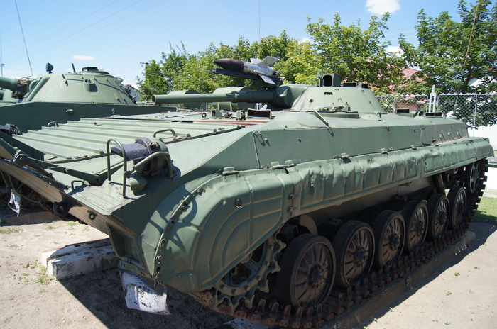 БМП-1 Бронетехника, Бмп-1, Длиннопост