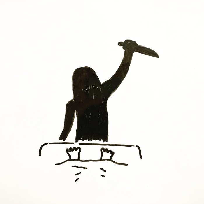 Стрипмейкер Диего   Выпуск #56 — Ужас в ночи Комиксы, Юмор, Черный юмор, Шутка, Абсурд, Хоррор, Ужас, Диегорисует, Длиннопост