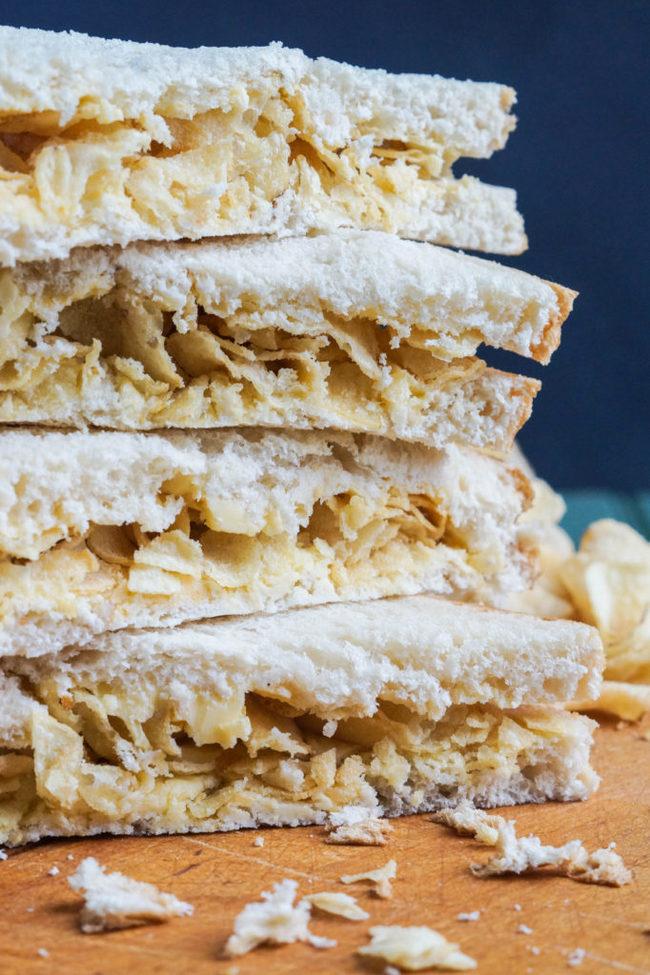 4 странных английских бутерброда, которые вы вряд ли захотите попробовать Англия, Великобритания, Лондон, Еда, Традиции, Бутерброд, Английский язык, Длиннопост