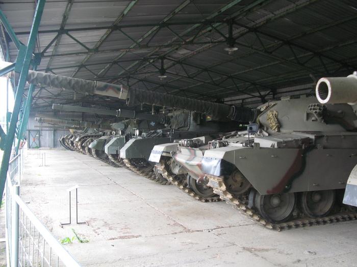 Военно-технический музей в Лешанах.Чехия. Продолжение. Чехия, Танки, Музей, Длиннопост