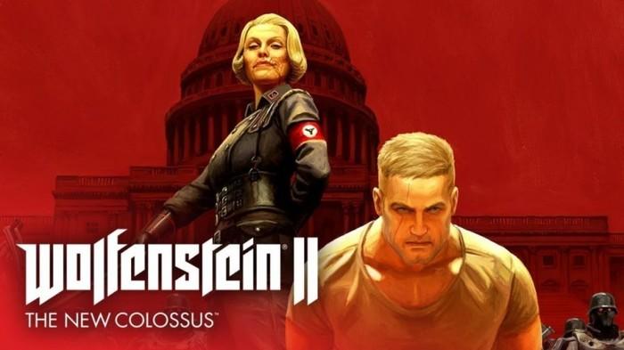 Блацкович подешевел) (steam) Компьютерные игры, Wolfenstein The New Colossus, Без рейтинга
