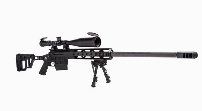 ДВЛ-10 М1 «Диверсант» Новая бесшумная снайперская винтовка. Lobaev Arms, Снайперская винтовка, Оружейная лига, Новое оружие, Бесшумные винтовки, Длиннопост