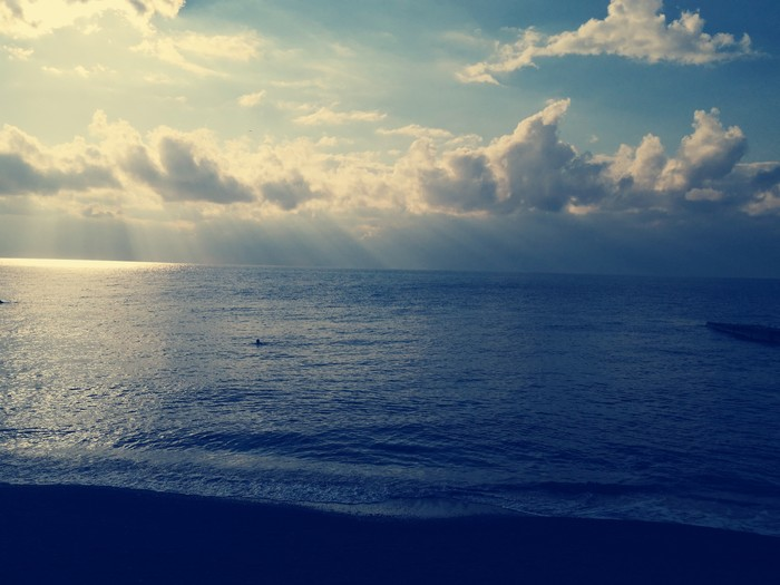 Пятница, время для фото. Черное море, Пятничное, Длиннопост