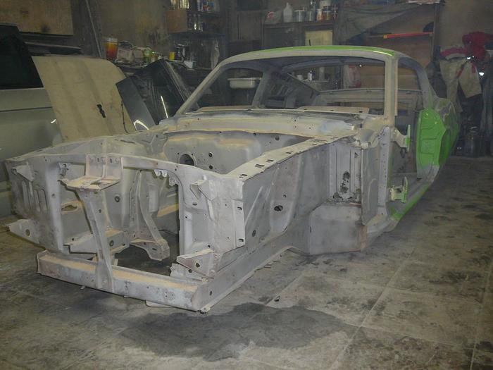 РеставрацияFord Mustang 1967 г.в. Ford Mustang, Muscle CAR, Длиннопост, Реставрация