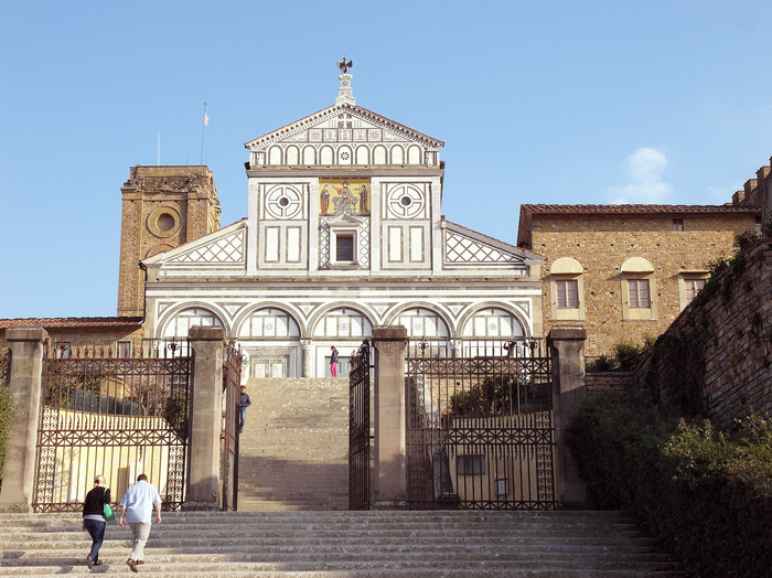 Обзорная площадка Флоренции про которую знают не все Италия, Флоренция, Кладбище, Обзорная площадка, Путешествия, Длиннопост
