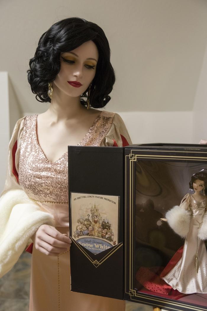 Snow White 1937 : Disney Designer Collection Premiere Series.Cosplay by Claire Sea. Косплей, Walt Disney Company, Белоснежка, Фотография, Кукла, США, Длиннопост