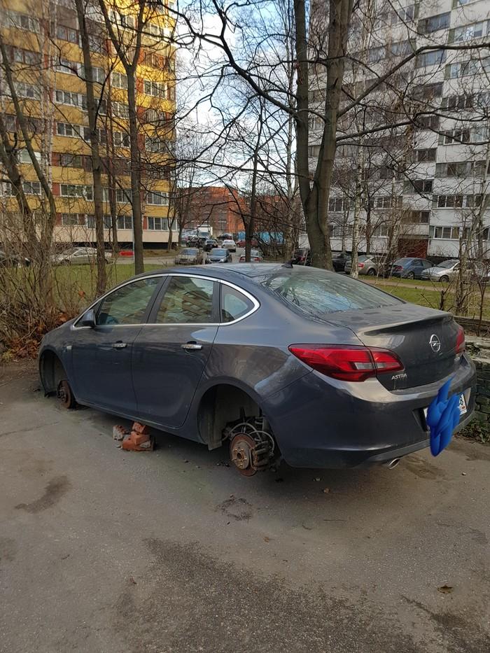 Может кто потерял Машина, Угон машины, Угон, Санкт-Петербург, Длиннопост