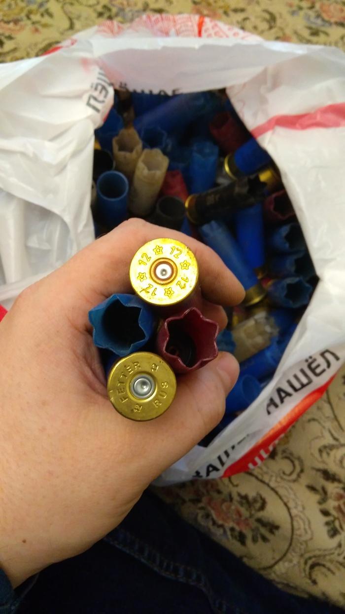 Релоад патронов 12 калибра Пуля, Длиннопост, Снаряжение патронов, Огнестрельное оружие, Патроны, Оружие, Своими руками