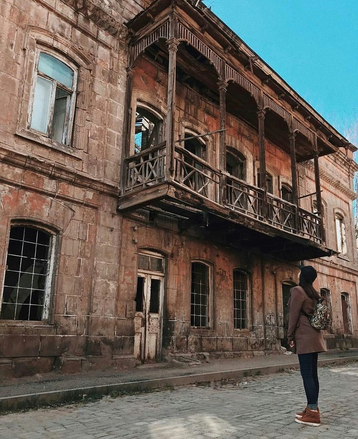 Старый Гюмри, Армения