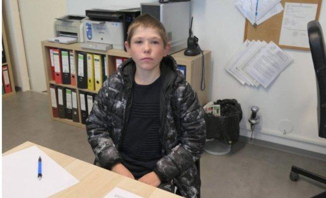 «Ребенок за рулем» оказался 22-летним жителем Украины Дети, Чехия, Украина, Курьез, 13 лет, 22 года