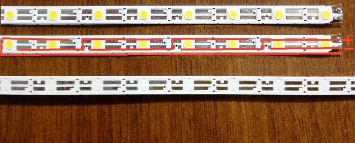 Ремонт светодиодного светильника - не так просто как кажется Светодиодная лента, Ремонт техники