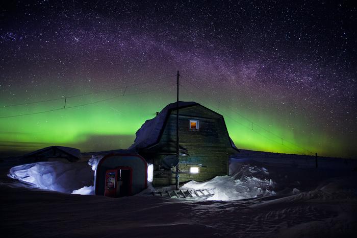 Звёздное небо и космос в картинках - Страница 37 154307513611489795