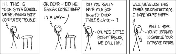 SQL Инъекция Картинки, Комиксы, SQL injection