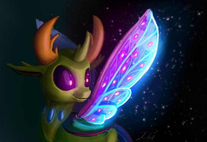 Сам себе лампа My Little Pony, Thorax