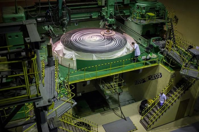 Российский производитель поставил астрономическое зеркало для обсерватории в Индии Экспорт, Ростех, Инновации, Космос, Россия, Развитие, Производство