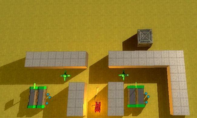 Panzer Conflict. Дневник разработки 0 Unity, Gamedev, Indie, Танки, Инди, Видео, Длиннопост