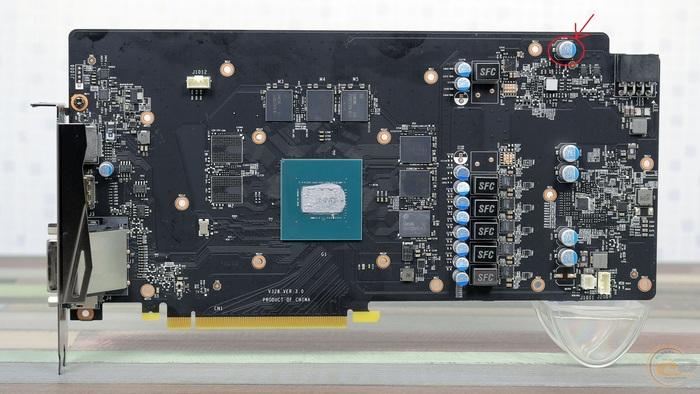 MSI PCI-Ex GeForce GTX 1060 Gaming X 6GB. Отвалился конденсатор. Ремонт компьютеров, Видеокарта, Ремонт, Везение, Вопрос
