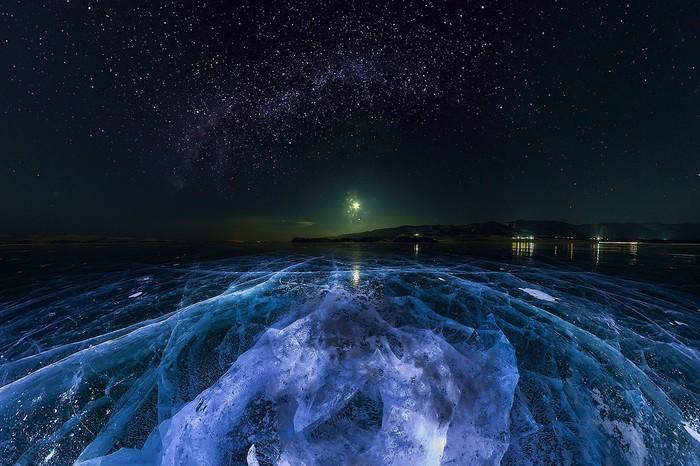 Свет Байкала! Байкал, Красота природы, Небо, Путешествие по России, Фотография