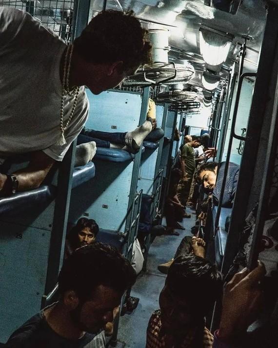 Как выглядят аналоги плацкарта в разных поездах мира Поезд, Страны, Мир, Плацкарт, Длиннопост