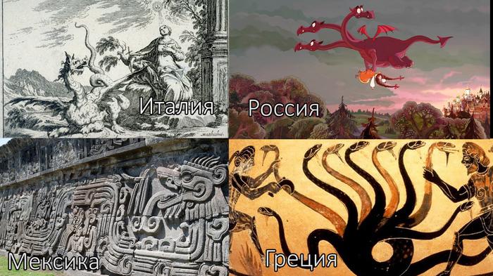 Найден единый прообраз всех драконов. Дракон, Торнадо, Легенда, Мифология, История, Открытие, Длиннопост, Видео