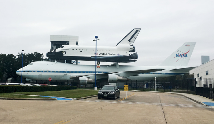 Поездка в космический центр НАСА в Хьюстоне NASA, Хьюстон, Космос, Космический корабль, Аполлон, МКС, Шаттл, Длиннопост