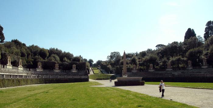 Сады Боболи и немного Инферно Италия, Флоренция, Сады Боболи, Медичи, Путешествия, Длиннопост