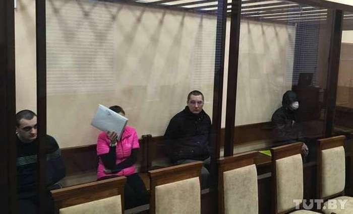 Расстрелян второй «черный» риелтор из Могилева Смертный приговор, Беларусь, Криминал, Расстрел, Негатив, Тюрьма, Казнь